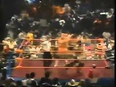 Halloween Havoc 1999 Hogan Sting by Wcw Halloween Havoc 96 Review Randy Savage Challenged Hulk Hogan
