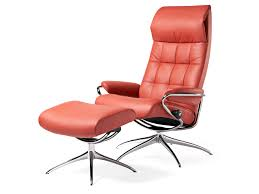 stressless retro sessel inkl hocker solovivo