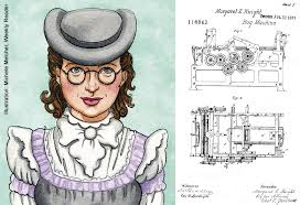 The Mystery Of Margaret Knight Framingham History Center