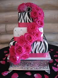 Bunch Ideas Pink Wedding Cakes Fuchsia Wedding Cakes of Pink Wedding Cakes