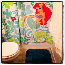 Little Mermaid Bath Decor by Little Mermaid Bathroom Disney Pinterest Little Mermaid