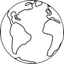 Full Size Of Coloring Pageworld Page Earth Globe Large Thumbnail
