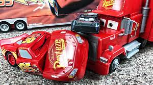Disney Cars Race & Reck Lightning McQueen, Mack Truck DISNEY PIXAR ... Cars Disney Mack Truck Lightning Mcqueen Red Deluxe Tayo Playset Buy Online Pixar 2 Toys 2pcs City Cstruction Disneypixar And Transporter Azoncomau Truck Cake Cars Pinterest Cakes Hauler Wood Collection Toysrus Semi Lego Macks Team Itructions 8486 Amazoncom Action Drivers Games Mattel And Multi Cake Cakecentralcom Jada 124 Wb Metals Disney Pixar Cars Mack 98103 Brickreview