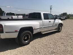 1999 Dodge Ram 3500 SLT Quad Cab Dually For Sale In Greenville, TX 75402