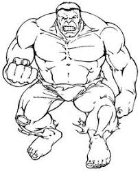 The Actual Title Of Image Is Definitely Superhero Hulk Colouring Pages Free For Boys