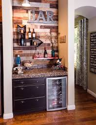 Patio Wet Bar Ideas by Mini Bar Designs You Should Try For Your Home Basement Bars