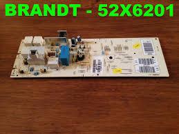 schema electrique lave linge brandt avr14 carte de commande lave linge brandt 52x6201 www avr14 fr