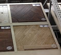 Home Depot Floor Tile by Home Depot Tile That Looks Like Hardwood I Totally Love This