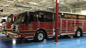 100 Green Trucks Brand New Fire Trucks To Soon Hit The Streets In Bowling WNKY