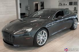 100  Aston Martin 4 Door Cars