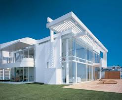 100 Richard Meier Homes Beautiful White Residence In California Beach By And