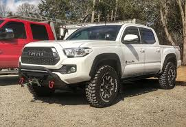 100 Front Truck Bumpers 2016 Tacoma Streamline Front Winch Bumper Sos Offroad Concepts