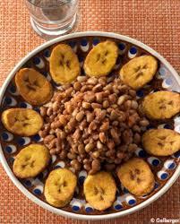 cuisiner des bananes plantain haricots à la banane plantain pour 2 personnes recettes à table
