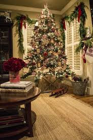 Prelit Christmas Tree That Lifts Itself by My Primitive Christmas Tree Christmas Pinterest Primitive