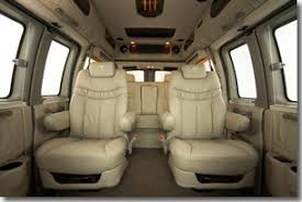 Explorer Van Bucket Seat Option