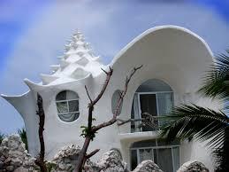 100 Unique House Architecture Design The ConchShell