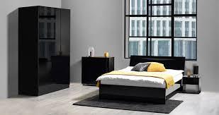 schwarze möbel vielseitig kombinierbar und sehr
