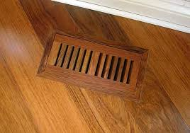 hardwood floor heating vents covers registers types