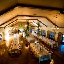 Zenith Vineyard Set Up For A Rustic Themed Wedding Portland Venues