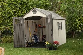 100 lifetime products gable storage shed 6402 plan shed