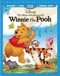 16 Best Winnie The Pooh by The Many Adventures Of Winnie The Pooh Blu Ray