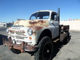 100 Rat Rod Semi Truck 1949 Dodge Cummins Diesel Power 4x4 Tow NO RESERVE