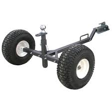 100 Truck Camper Dolly Tow Tuff ATV Weight Distributing Adjustable Trailer TMD800ATV