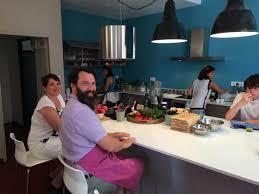 l atelier cuisine de such a wonderful visit with mathilde in aix starter of zucchini