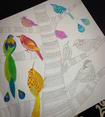 Forget About The Price I Am Enjoying My Tropical Wonderland Coloring Book Its Serving Purpose Calms Nerves Very Therapeutic