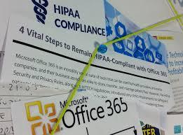4 Vital Steps to Remain HIPAA pliant with fice 365