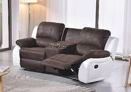 doppel relax liege u sofa recamiere chaiselongue relaxliege 516 mu pu