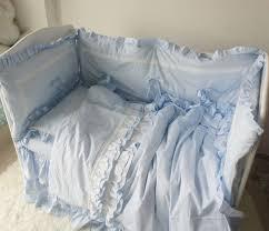 Luxury Designer Baby Crib Bedding Set Crib Bumper Newborn Baby