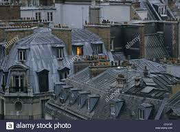100 Century House Apartments Paris Apartments In The Evening Light Rooftops Of Paris
