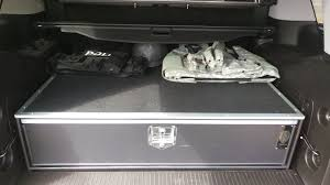 MobileStrong HDP SUV Cargo Organizer In A Police Chief's Chevy Tahoe ... How To Build Truck Bed Storage System Youtube Build Your Own Truck Bed Storage Boxes Idea Install Pick Up Drawers Slide Out Decked Australia Ute Tub Secure Waterproof Tool Boxes Organisers Coat Rack Diy Box Do It Your Self Inside Brute High Capacity Flat With Drawers 4 Accsories Bedding Design Bestck Dodge Ram Alinum Deck Decked Drawer Tray Picture Ideas For Brute Bedsafe Hd Heavy Duty