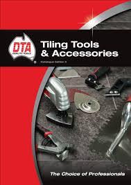 Sigma Tile Cutter Nz by Dta Australia Tiling Tools U0026 Accessories