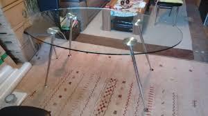 glastisch vom segmüller gekauft 11 2008 für 390 eurowie