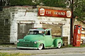 Rat Rod Pickup Trucks For Sale, Old International Coe Trucks For ...
