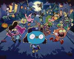 Spongebob Halloween Dvd Episodes by Nickelodeon Announces Halloween Schedule Starting October 12th
