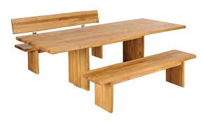 wangentisch erweiterbar 160 200 240x76x90cm wildeiche massiv esstisch mit ansteckplatten vollholz geölt