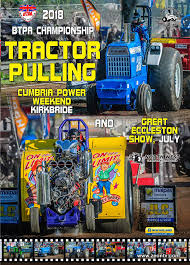 100 Truck And Tractor Pulling Games 2018 BTPA DVD Kirkbride And Great