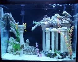 Spongebob Aquarium Decor Set by How To Make Greek Decorations Ancient Greek Decor Aquarium Video