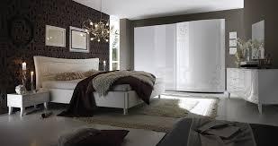 chambre design adulte chambre adulte complète design laquée blanche avec