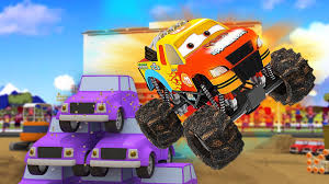 Monster Trucks For Children - Kids Learn To Count With Monster ... Batman Truck Monster Trucks For Children Mega Kids Tv Youtube Haunted House Car Wash Cars Episode 2 Learn Shapes And Race Toys Part 3 Videos Bus School Scary Truck Funny Scary Cars Videos For Kids Hhmt Ep 60 Monster School Bus Fire Vs Crazy Dinosaur Sports Vehicles Racing The Picture Show Vs Disney Lightning Mcqueen Counting To Count From 1 20