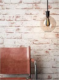 steintapete vlies weiß rot edel 3d optik für wohnzimmer schlafzimmer flur oder küche inklusive der newroom tapezier profi broschüre