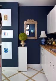 Blue Kitchen Decor Image
