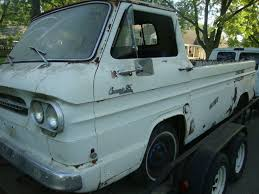 100 Corvair Truck For Sale Chevrolet 1962 FC Pickup Truck Running For Parts To Be
