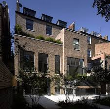 104 Notting Hill Houses Theis Khan Updates Gate House With Basement Pool And Cinema
