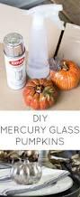Glass Hand Blown Pumpkins by Best 25 Glass Pumpkins Ideas On Pinterest Fall Decorating Fall