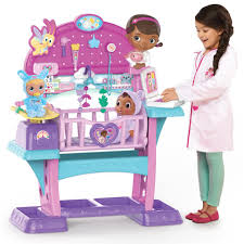 Doc Mcstuffins Bed Set by Disney Junior Doc Mcstuffins All In One Nursery Toys