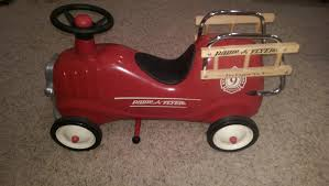 100 Radio Flyer Fire Truck Find More Riding Toy For Sale At Up To 90 Off